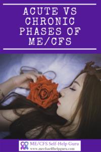 Pin: Acute vs chronic phases